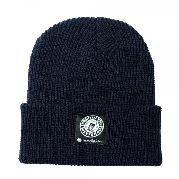 Mütze navyblau