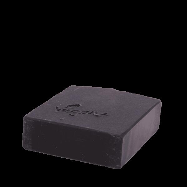 Kohle-Seife von Manar Soap