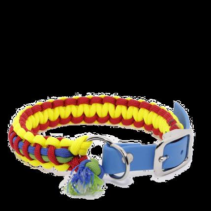 AntjesParacord Hundehalsband Wetterau Mini