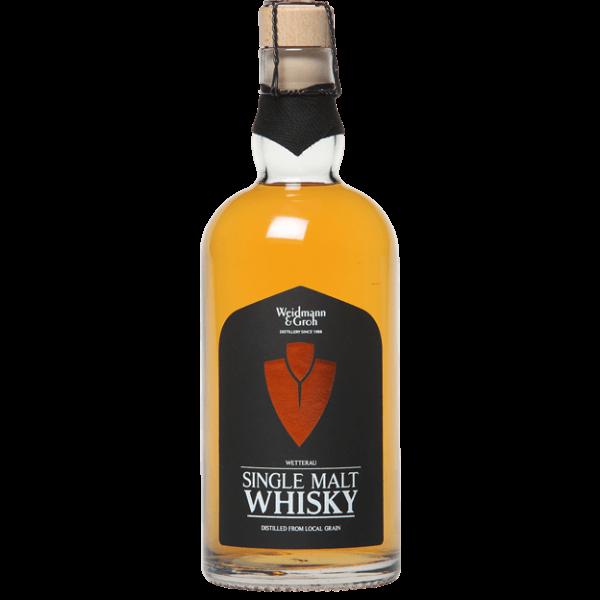 Single Malt Whisky von Weidmann und Groh aus der Wetterau