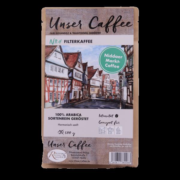 Filterkaffee No. 4, 500g