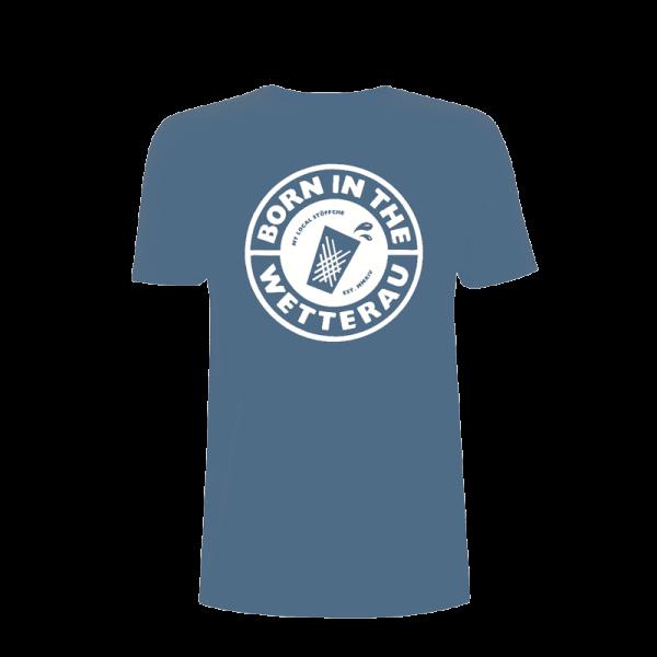 T-Shirt Unisex (stone blue)