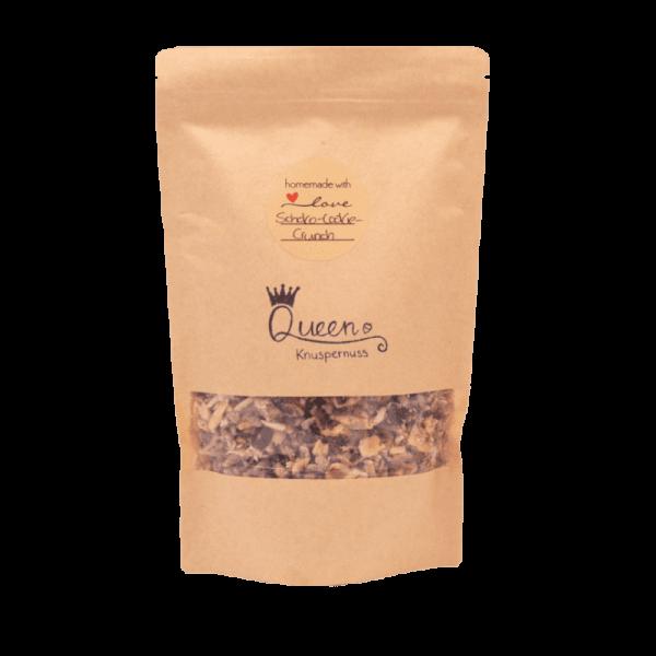 Schoko Cookie Crunch Granola von Queen Knuspernuss