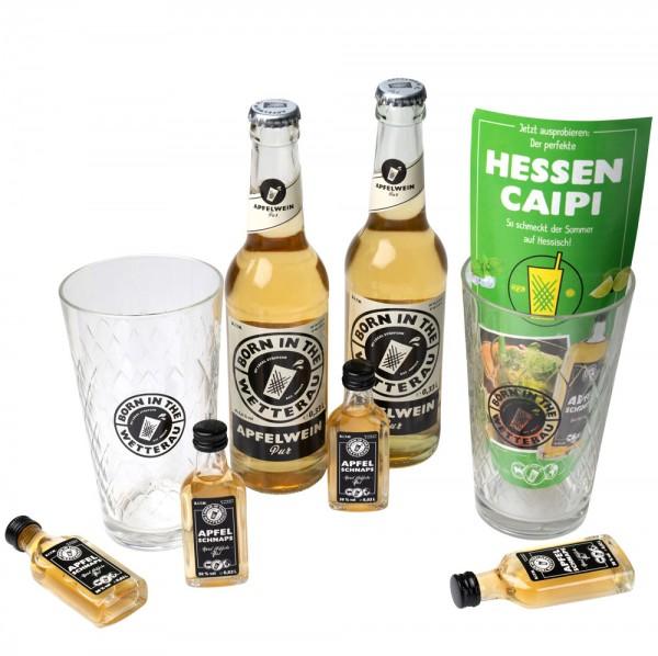 """""""Hessen-Caipi"""" Geschenkbox für zwei"""
