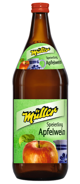 Kelterei Müller Speierling Apfelwein