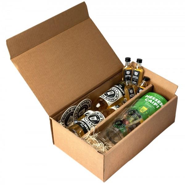 Hessen-Caipi Geschenkbox für zwei