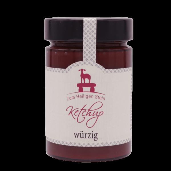 Ketchup Zum Heiligen Stein würzig