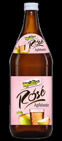 Müller Rosé Apfelwein