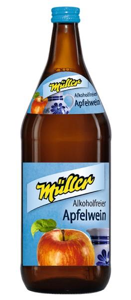 Müller alkoholfreier Apfelwein