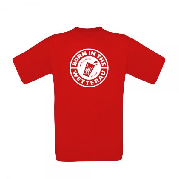 T-Shirt Kinder (rot)