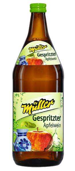 Kelterei Müller Gespritzter Apfelwein