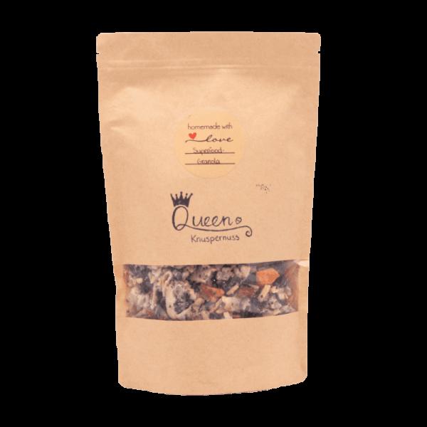 Superfood Granola von Queen Knuspernuss