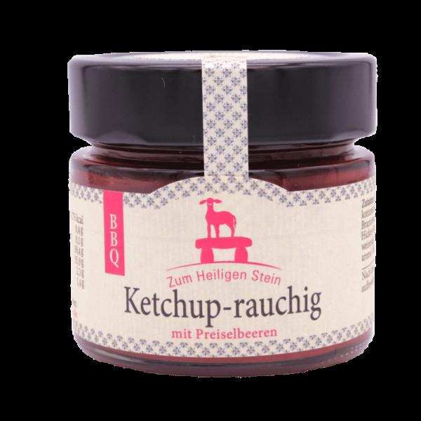 Ketchup rauchig