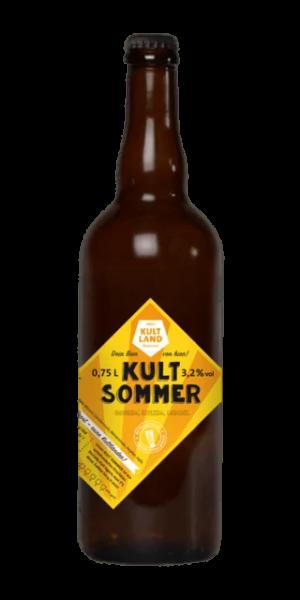 """Kult Land Frischbier """"SOMMER"""" 0,75l"""