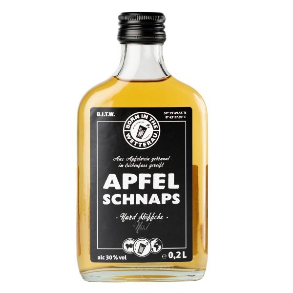 Apfelschnaps 200 ml Flachmann