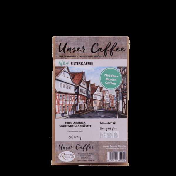 Filterkaffee No. 4, 250g