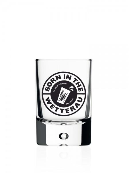 Apfelschnapsglas 4 cl