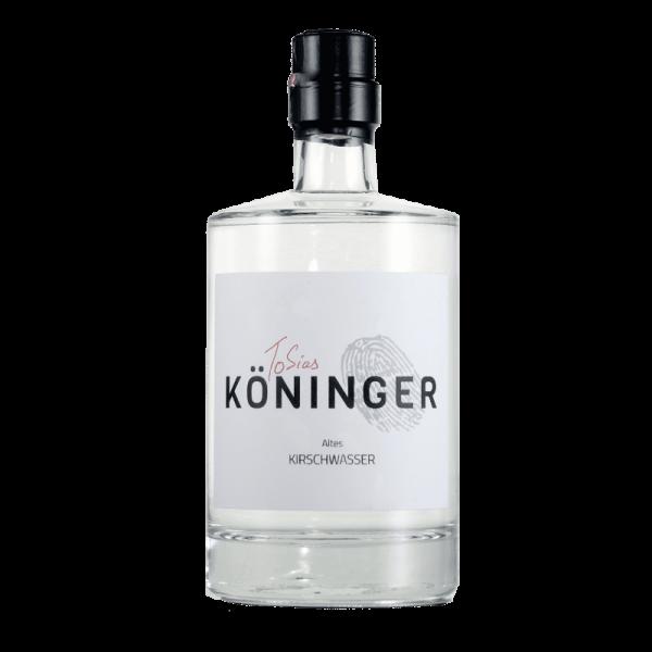 Altes Kirschwasser Weingut Tobias Köninger