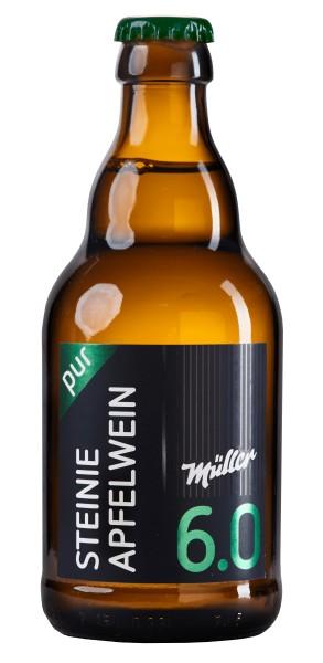 Steinie Apfelwein pur 6.0