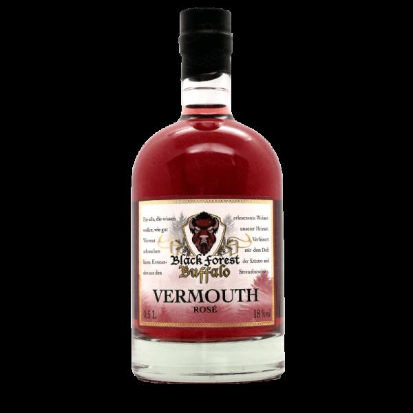 Black Forest Buffalo Vermouth Rosé