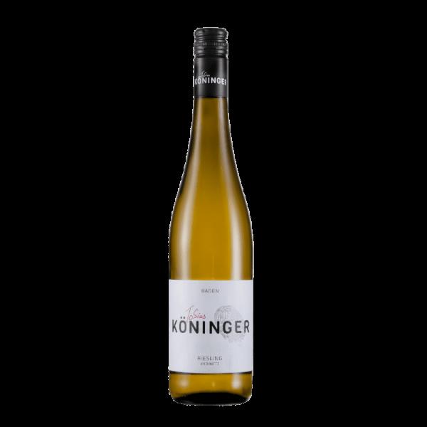 Riesling Kabinett Goldmedaille Weingut Tobias Köninger