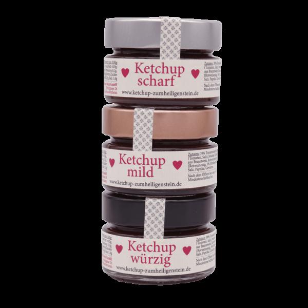 Ketchup Zum Heiligen Stein 3er Mix