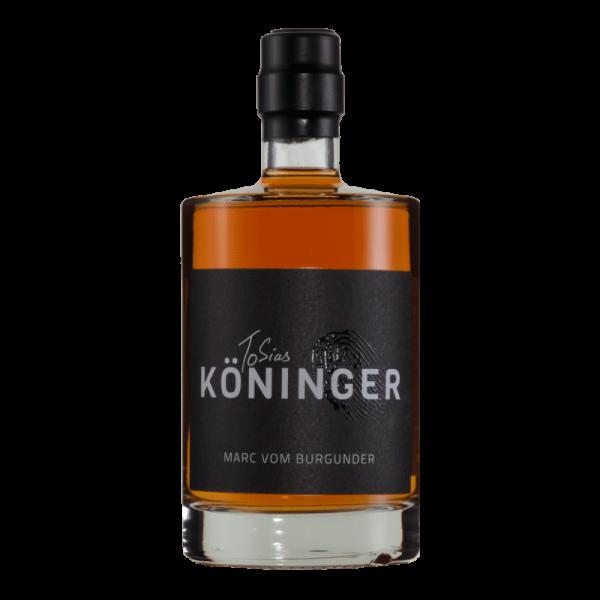Marc vom Burgunder Weingut Tobias köninger