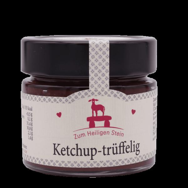 Ketchup Zum Heiligen Stein trüffelig