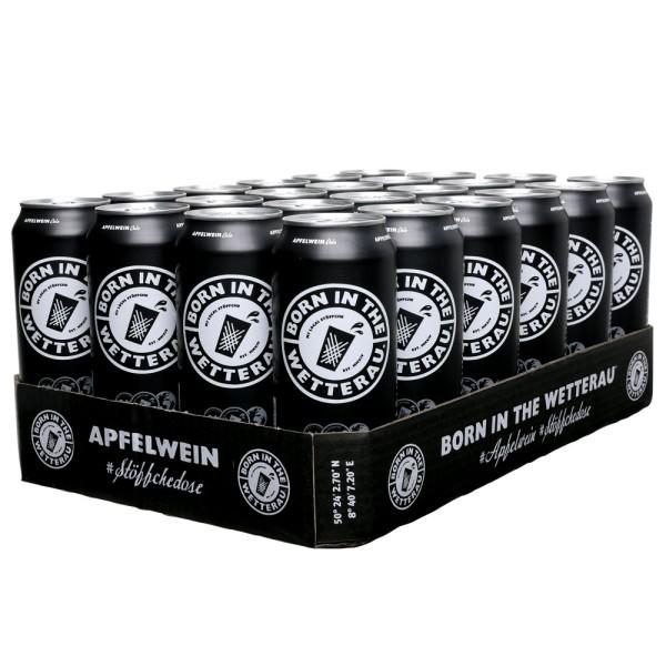 24 x 0,5 L Stöffchedose Apfelwein Cola