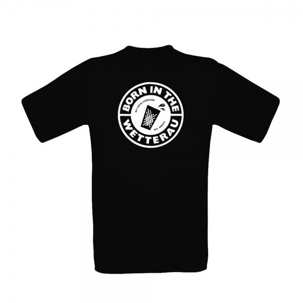 T-Shirt Kinder (schwarz)