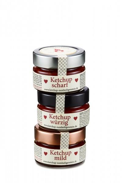 Ketchup Mix 3 x 75gr.