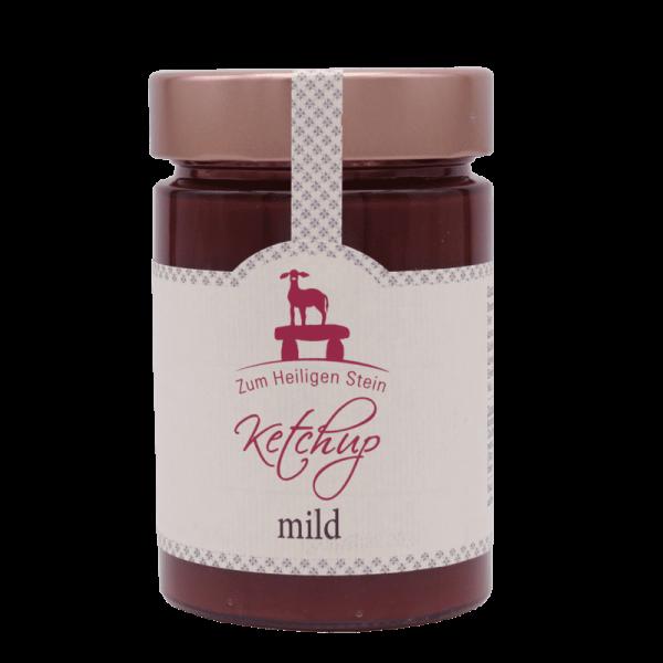 Ketchup Zum Heiligen Stein mild