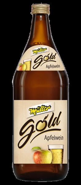 Kelterei Müller Apfelwein Gold