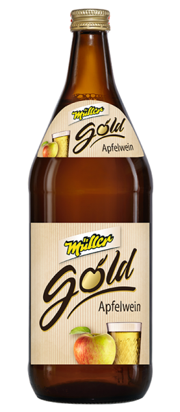 Müller Gold Apfelwein