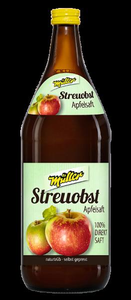 Streuobst Apfelsaft